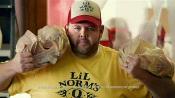 Bank of America TV Spot, 'Norm the Barbecue Champ' Song by Lynyrd Skynyrd