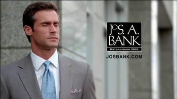 JoS. A. Bank TV Spot, 'Signature GOLD Suits Works'