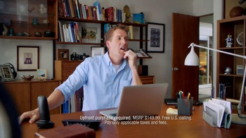 Ooma Smart Phone TV Spot, 'Mother's 37-Hour Labor' - Thumbnail 7