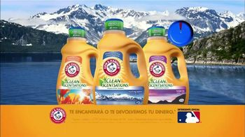 Arm and Hammer Color Sensations TV Spot [Spanish]