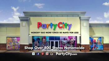 Party City TV Spot, 'Fired Up for Cinco de Mayo' - Thumbnail 10