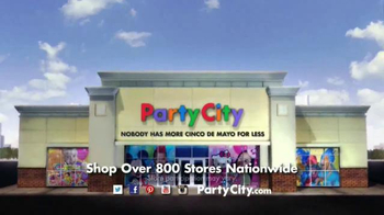 Party City TV Spot, 'Fired Up for Cinco de Mayo' - Thumbnail 9