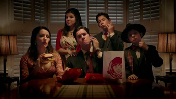 Wendy's Tuscan Chicken TV Spot, 'Padrino' [Spanish] - 389 commercial airings