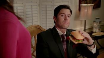Wendy's Tuscan Chicken TV Spot, 'Padrino' [Spanish] - Thumbnail 7