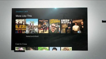XFINITY X1 Entertainment Operating System TV Spot, 'Discovery Channel' - Thumbnail 7
