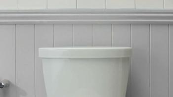 Kohler Touchless Toilet TV Spot, 'Touchless Toilet' - Thumbnail 8