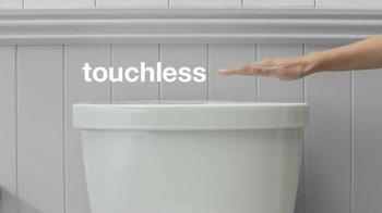 Kohler Touchless Toilet TV Spot, 'Touchless Toilet' - Thumbnail 9