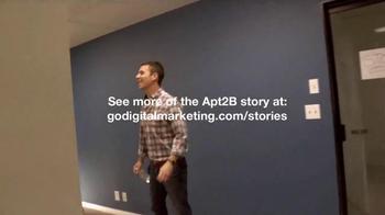 GO Digital Marketing TV Spot, 'Apt2B.com' - Thumbnail 10