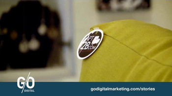 GO Digital Marketing TV Spot, 'Apt2B.com' - Thumbnail 3