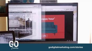 GO Digital Marketing TV Spot, 'Apt2B.com' - Thumbnail 7