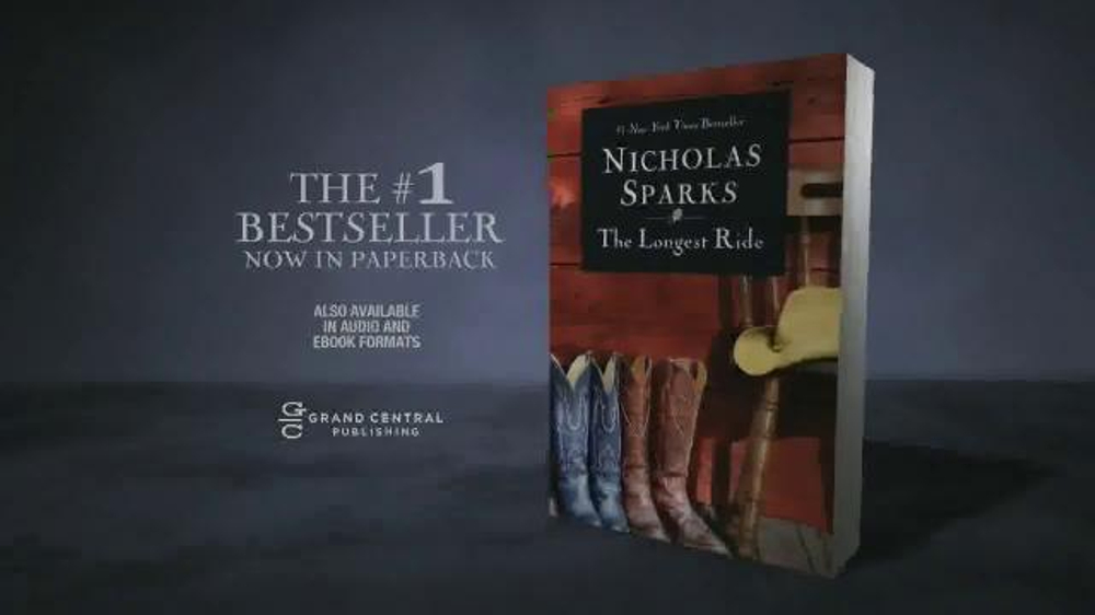 The Longest Ride Nicholas Sparks Ebook
