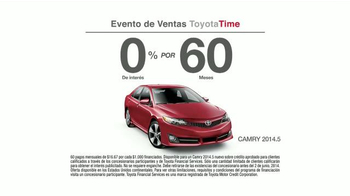 Evento de Ventas Toyota Time TV Spot, 'De Acuerdo' [Spanish] - Thumbnail 6