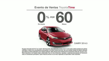 Evento de Ventas Toyota Time TV Spot, 'De Acuerdo' [Spanish] - Thumbnail 7