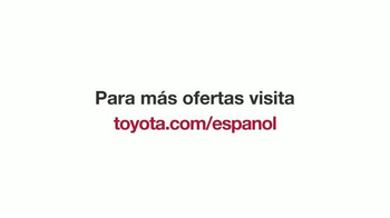 Evento de Ventas Toyota Time TV Spot, 'De Acuerdo' [Spanish] - Thumbnail 8