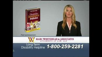 Marc Whitehead & Associates, LLP TV Spot - Thumbnail 10