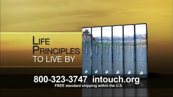 In Touch Ministries Life Principles to Live By TV Spot - Thumbnail 10