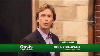 Oasis Legal Finance TV Spot