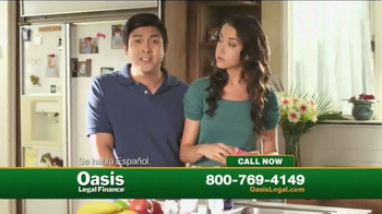 Oasis Legal Finance TV Spot - Thumbnail 3