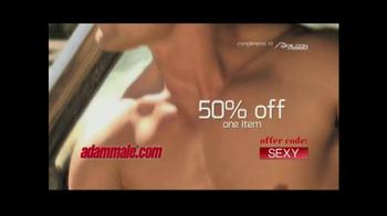 Adam Male TV Spot - Thumbnail 4