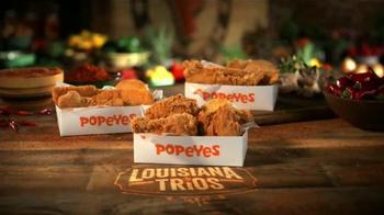Popeyes Louisiana Trios TV Spot [Spanish] - Thumbnail 2