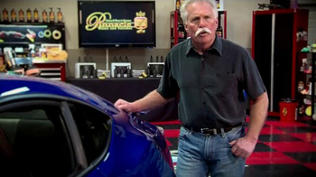 Pinnacle Waxes and Polishes TV Spot, 'In My Shop' Featuring Wayne Carini