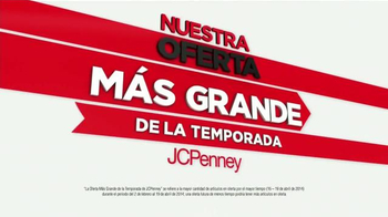 JCPenney Oferta Más Grande de La Temporada TV Spot [Spanish] - Thumbnail 5