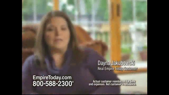 Empire Today TV Spot, 'Dayna' - Thumbnail 3