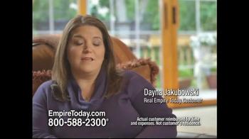 Empire Today TV Spot, 'Dayna' - Thumbnail 5