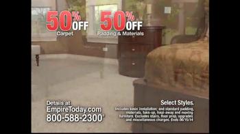Empire Today TV Spot, 'Dayna' - Thumbnail 7