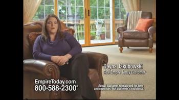 Empire Today TV Spot, 'Dayna' - Thumbnail 8
