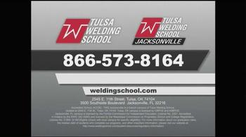 Tulsa Welding School TV Spot, 'What Does It Take'