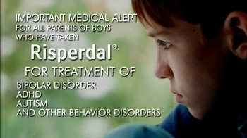 Parilman & Associates TV Spot, 'Risperdal' - Thumbnail 1