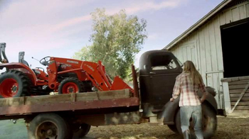 Kubota TV Spot, 'Moving to the Country' - Thumbnail 3