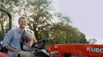 Kubota TV Spot, 'Moving to the Country' - Thumbnail 8