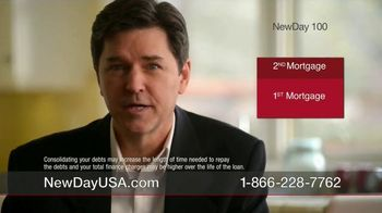 New Day USA NewDay100 Home Loan TV Spot - 238 commercial airings