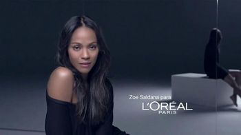 L'Oreal Paris True Match TV Spot con Zoe Saldana [Spanish] - 1887 commercial airings