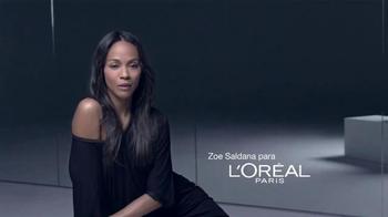 L'Oreal Paris True Match TV Spot con Zoe Saldana [Spanish] - Thumbnail 1