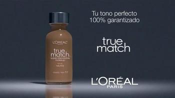 L'Oreal Paris True Match TV Spot con Zoe Saldana [Spanish] - Thumbnail 10
