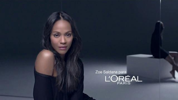 L'Oreal Paris True Match TV Spot con Zoe Saldana [Spanish] - Thumbnail 2