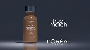 L'Oreal Paris True Match TV Spot con Zoe Saldana [Spanish] - Thumbnail 4