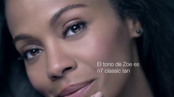 L'Oreal Paris True Match TV Spot con Zoe Saldana [Spanish] - Thumbnail 9