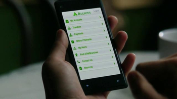 Regions Mobile Banking TV Spot, 'Helping You Give Life the Green Light' - 739 commercial airings
