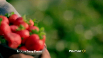 Walmart TV Spot, 'Berries' [Spanish] - Thumbnail 2
