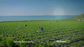 Walmart TV Spot, 'Berries' [Spanish] - Thumbnail 3