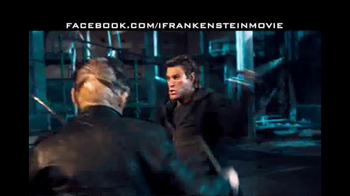 I, Frankenstein Blu-ray and DVD TV Spot