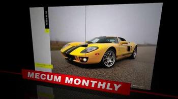 Mecum Auctions TV Spot, 'Mecum Monthly' - Thumbnail 8