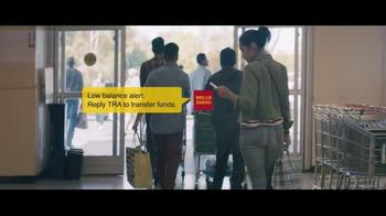Wells Fargo TV Spot, '#HashtagLunchbag' - Thumbnail 4