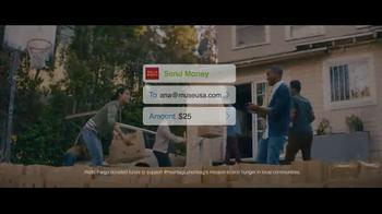 Wells Fargo TV Spot, '#HashtagLunchbag' - Thumbnail 7