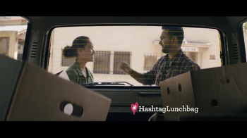 Wells Fargo TV Spot, '#HashtagLunchbag' - Thumbnail 9