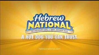 Hebrew National TV Spot, 'Backyard BBQ' - Thumbnail 10